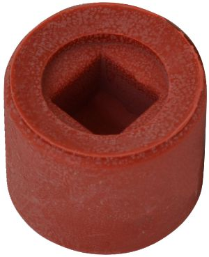 SF6S 1'' Soft Red Tip For SF6 Hammer 51201