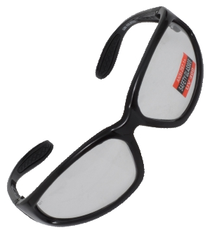 SV4000 Reflex Clear Full Frame Wrap-around Glasses 59730