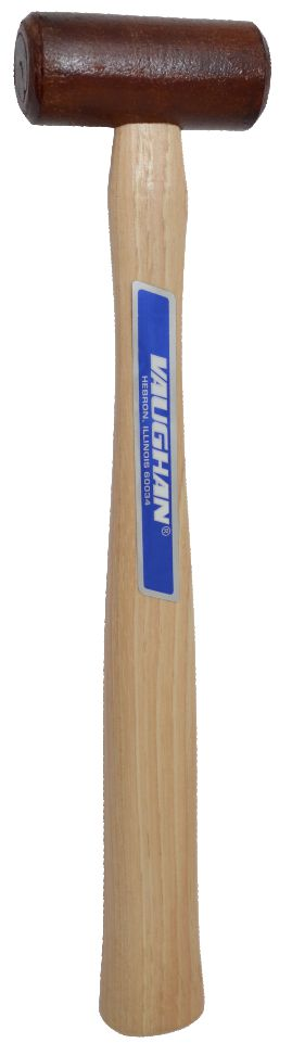 RM100  1 inch Rawhide Mallet 58208