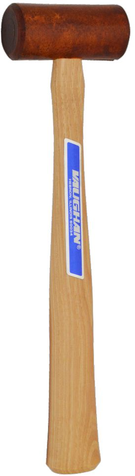 RM125  1-1/4'' Rawhide Mallet 58210