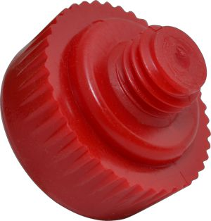 125MF  1-1/4'' Medium Red Replacement Face 58924