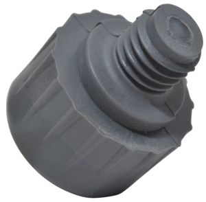 125SF  1-1/4'' Soft Grey Replacement Face 58926