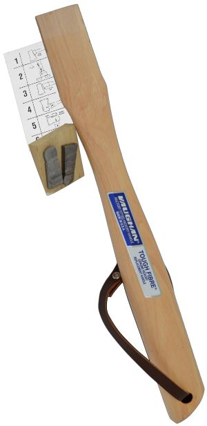 64001 Tough Fibre Hickory Handle For SH - With Thong 64001