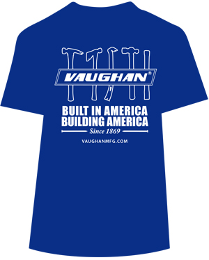 Vaughan Anniversary T-Shirt - Medium 50520