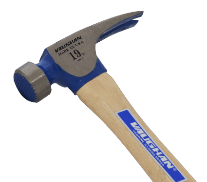 Straight Claw Hammer