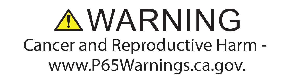 Pro65 Warning